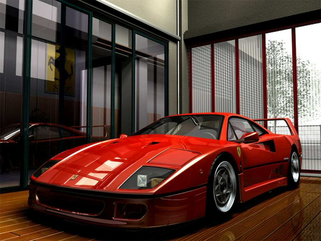 Ferrari Collection Of Supercars Most Famous Fraud Heist