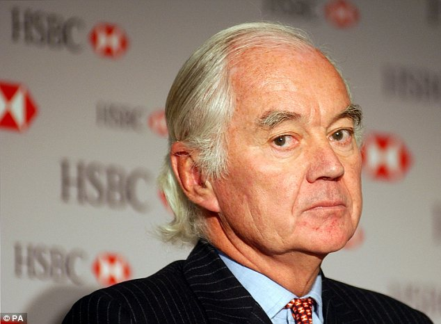 Sir John Bond Directorships Resum 233 Hsbc Holdings Plc