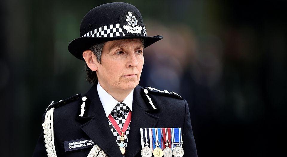 Mps Metropolitan Police Service Scotland Yard Commissioner