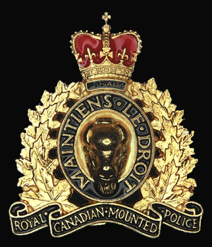 North West Mounted Police Symbol Drawing Royal Canadian Mounted Police