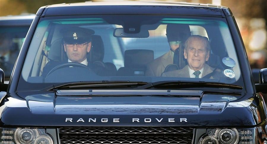 Hrh The Prince Philip Duke Of Edinburgh Gerald 6th Duke
