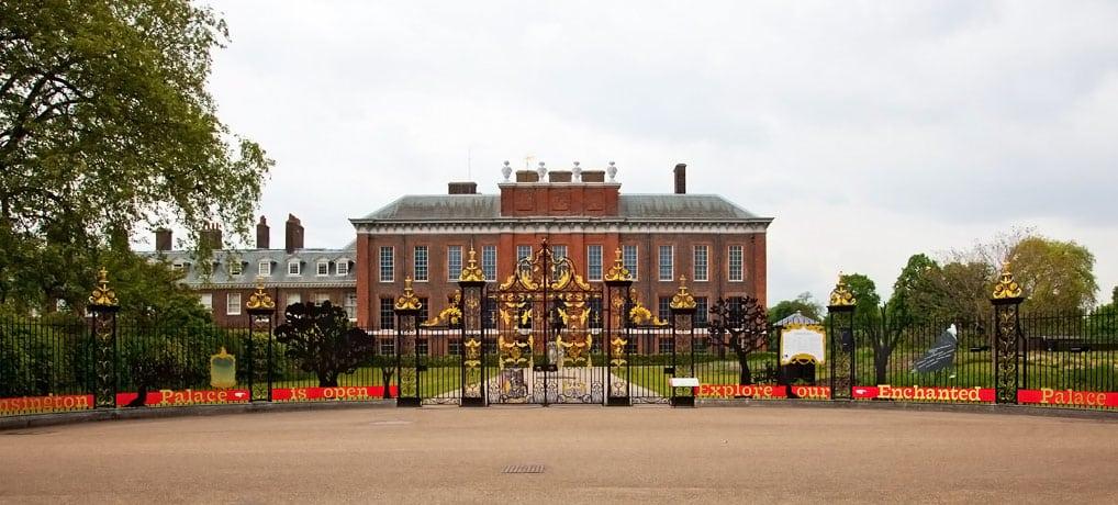 Kensington Palace Apartment I Ia The Cupola Room The