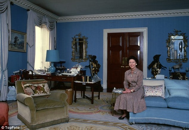 Hrh Princess Margaret Quot A Reflection Quot The Earl And